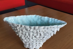 Sandstøpt form Keramikk (ca.H24 x B18 x L42 cm) kr 6500