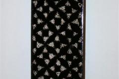 Vegglysestaker Steingods H50,5xB10,5 cm 1400 kr