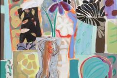 Sommer Maleri (60x60 cm) kr 14000 mr
