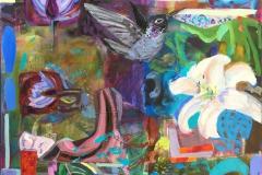 Sommerminne Maleri (60x60 cm) kr 14000 ur