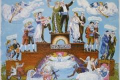 Vita Brevis Litografi (49x63 cm) kr 5000 ur