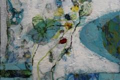 Intermesso I Akrylmaleri 30x30 cm 3500 ur
