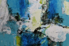 Klangfarger Akrylmaleri 41x41 cm 5000 ur