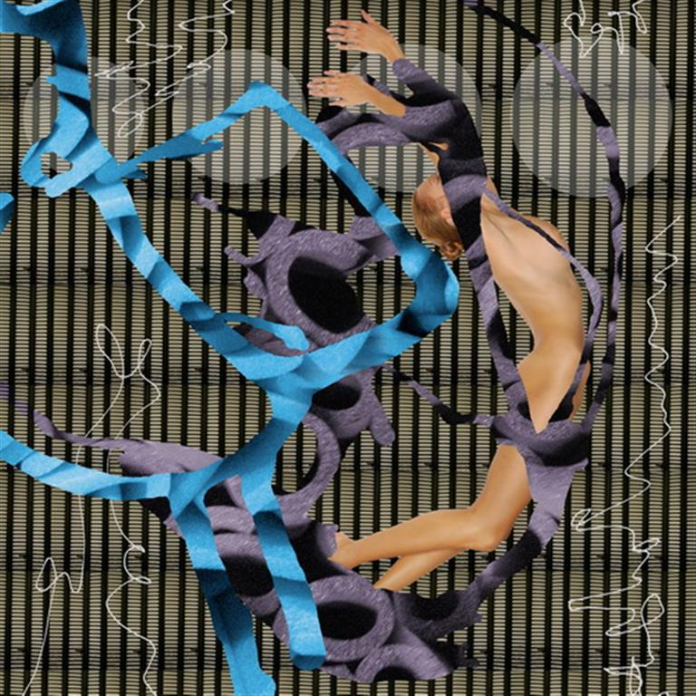 Intra Venus I Digigrafikk (75x75 cm) kr 10000 ur