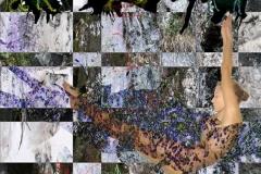 Fall Digigrafikk (75x75 cm) kr 10000 ur
