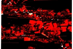 Red Mirror Cuba Digigrafikk (45x37 cm) kr 5000 ur