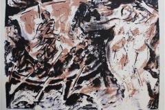 Gresk myte Litografi (52x68 cm) kr 2400 ur