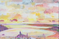 Sommerminne II Akrylmaleri (40x50 cm) kr 5000 ur