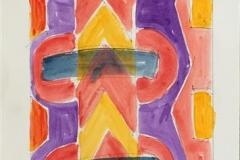 Vertebralis Akvarell (41x18 cm) kr 3000 ur