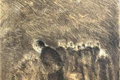 Applaus Litografi (71x52 cm) kr 4500 ur