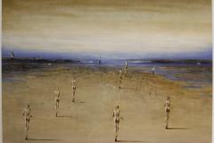 Fra Fjoeme Print, pastell, oljekritt 49x65 cm 4800 mr