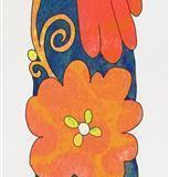 Inner Garden Digilitografi 53x9 cm kr 3800 ur