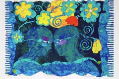 Mind Craft Digilitografi 42x60 cm kr 6000 ur