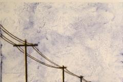 Lista Litografi 30x22cm 800,-kr u.r.