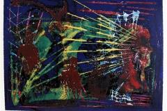 Evighetsbeilere Serigrafi 38x52 cm 3800 ur