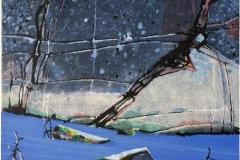 Sent i mars Litografi (41x27 cm) kr 2800 ur