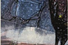 Stille kveld Litografi (41x27 cm) kr 2800 ur