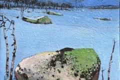 Frost Akrylmaleri 27x22 cm 9000 mr