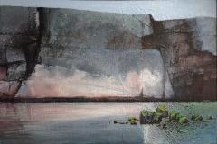 Speiling Akrylmaleri 80x120 cm 46000 mr