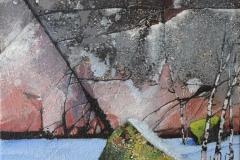 Spor Akrylmaleri 40xx40 cm 15000 mr