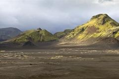 Hnausar Fotografi (40x150 cm) kr 7500 ur