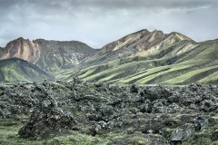 Unworldly Landscape