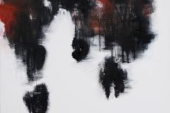 På veg Akrylmaleri (90x90 cm) kr 9000 ur