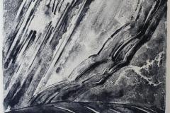 Arktisk lys Litografi 64,5x46 cm 3500 ur