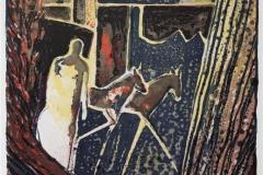 Illusjoner II Litografi 46x30,5 cm 2500 ur