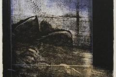 Ø Litografi (15x10 cm) kr 600 ur