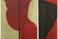 Flamenco Litografi (60x60 cm) kr 4500 ur