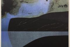 Nes Litografi (45x45 cm) kr 3300 ur