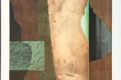 Pan I Litografi (79x46 cm) kr 4000 ur
