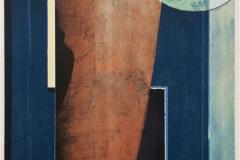 Pan II Litografi (79x46 cm) kr 4000 ur