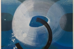Submarin Litografi (60x60 cm) kr 4500 ur