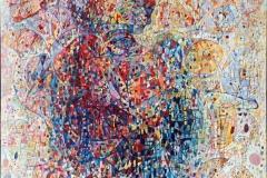 Elena Vorobyeva Omsorg Oljemaleri (60x50 cm) kr 10000