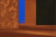 Komposisjon IV Akrylmaleri (40x40 cm) kr 5500 ur