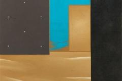 Komposisjon VI Akrylmaleri (40x40 cm) kr 5500 ur