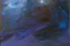 Grete Skoe. Arven Akrylmaleri (120x100 cm) kr 18000 mr