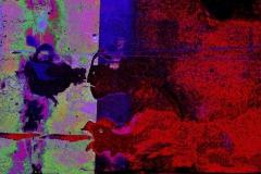 Kjell Vidar Andersen. Konfrontasjon Digiprint (24x40 cm) kr1200 ur