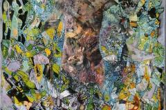 Inspirasjon II Oljemaleri (41x27 cm)