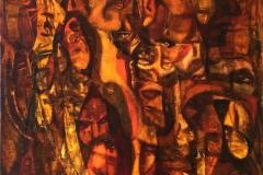 Illusjon Oljemaleri (90x70 cm)
