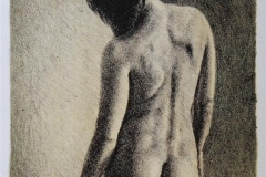 Back II Litografi 18x14 cm 700 ur