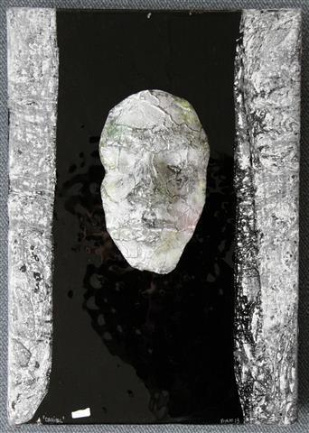 Daniel Fuset glass (42x29 cm) kr 3500