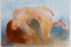 Erotic nude Litografi 30x40 cm 900 ur