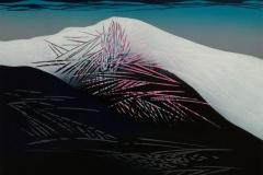 Fjelldrømmen Linosnitt (51x 63 cm) kr 4300 ur