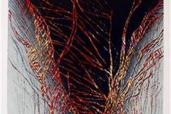 Natt i oktober Linosnitt (60x36 cm) kr 2600 ur