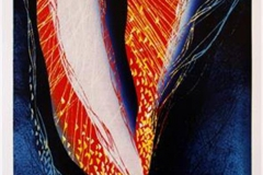 Naturens tonespill II Linosnitt (60x36 cm) kr 2600 ur