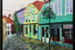 FG 101 Akrylmaleri (50x60 cm) kr 4900 mr