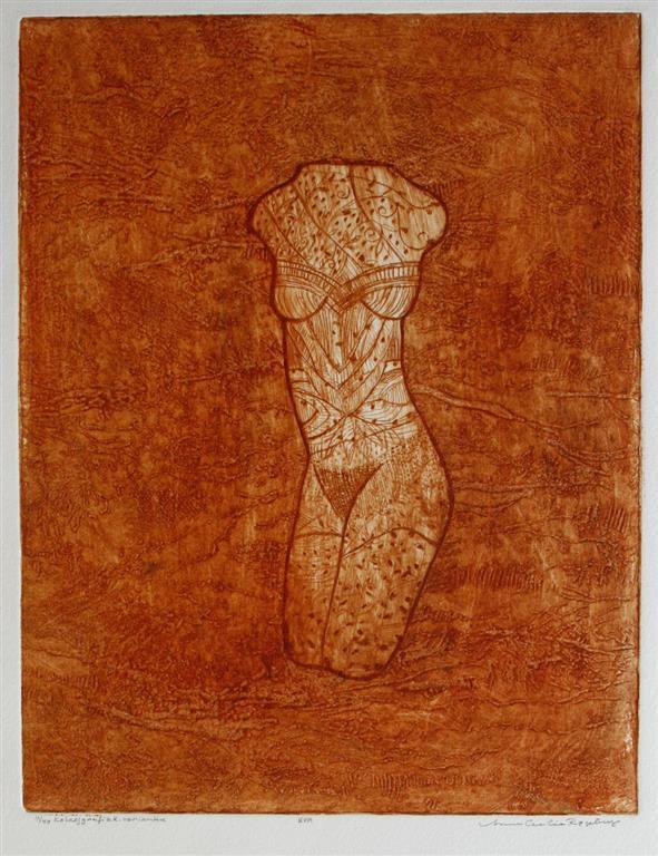 Eva Etsning 34,5x27 cm 2500 ur